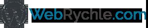 WebRychle - logo